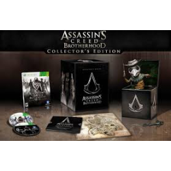 ASSASSIN'S CREED BROTHERHOOD  COLLECTOR'S EDITION X360[ENG] (Limited Edition) (nowa) (X360)