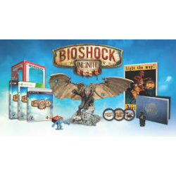 BIOSHOCK INFINITE ULTIMATE SONGBIRD EDITION[ENG] (Limited Edition) (nowa)