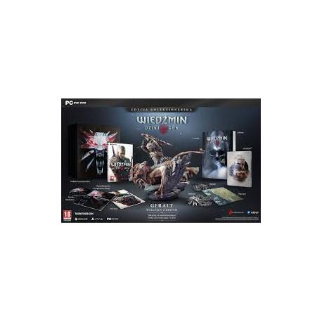 WIEDZMIN III DZIKI GON EDYCJA KOLEKCJONERSKA[POL] (Limited Edition) (używana)