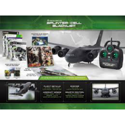 TOM CLANCY'S SPLINTER CELL BLACKLIST PALADIN MULTI-MISSION AIRCRAFT EDITION[ENG] (Limited Edition) (nowa)