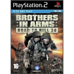 BROTHERS IN ARMS ROAD TO HILL 30 [ENG] (Używana) PS2