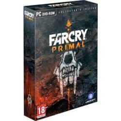 FARCRY PRIMAL EDYCJA KOLEKCJONERSKA[POL] (Limited Edition) (używana)