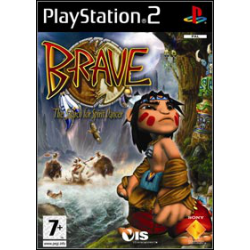 BRAVE THE SEARCH FOR SPIRIT DANCER [ENG] (Używana) PS2