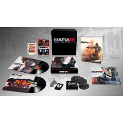 MAFIA III COLLECTOR'S EDITION[ENG] (Limited Edition) (używana)