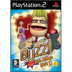 Buzz! Muzyczny Quiz [ENG] (Używana) PS2