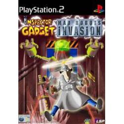 INSPECTOR GADGET MAD ROBOTS INVASION[ENG] (używana) (PS2)