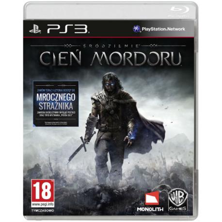 Śródziemie: Cień Mordoru [PL] (używana) PS3