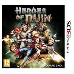 HEROES OF RUIN[ENG] (używana) (3DS)