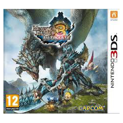 MONSTER HUNTER 3 ULTIMATE[ENG] (używana)(3DS)