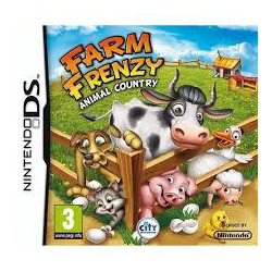 FARM FRENZY ANIMAL COUNTRY[ENG] (używana)