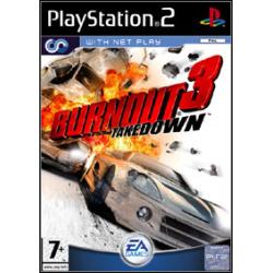 BURNOUT 3 TAKEDOWN [ENG] (Używana) PS2