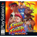 STREET FIGHTER COLLECTION[ENG] (używana)