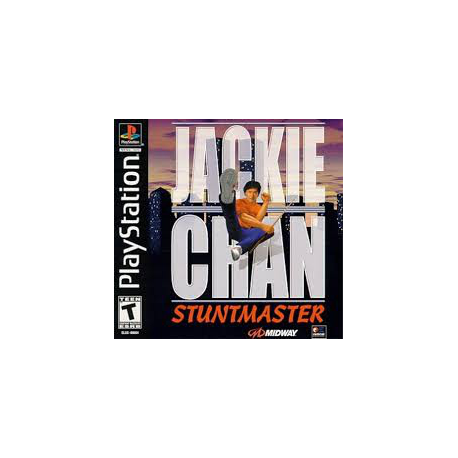 JACKIE CHAN STUNTMASTER[ENG] (używana)