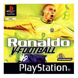 RONALDO V-FOOTBALL[ENG] (używana)