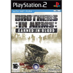 BROTHERS IN ARMS EARNED IN BLOOD [ENG] (Używana) PS2