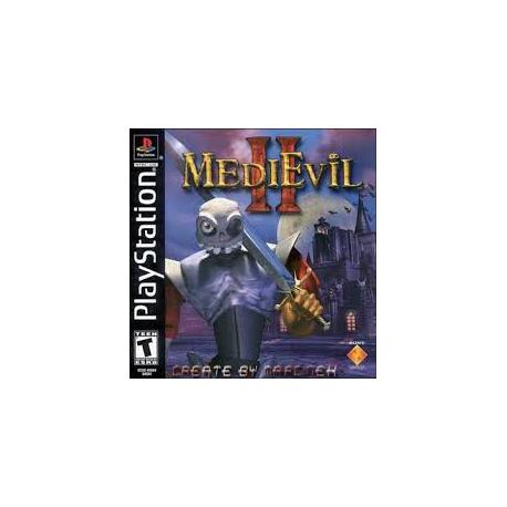 MEDIEVIL 2[ENG] (używana)