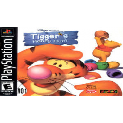 DISNEY'S TIGGER'S HONEY HUNT[ENG] (używana)