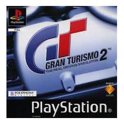 GRAN TURISMO 2 THE REAL DRIVING SIMULATOR[ENG] (używana)
