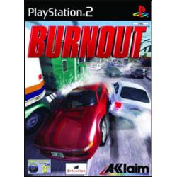 Burnout (PLATINUM) [ENG] (Używana) PS2