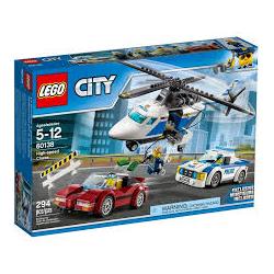 LEGO CITY 60138 (nowa)
