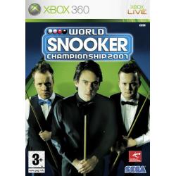World Snooker Championship 2007 (używana) (X360)