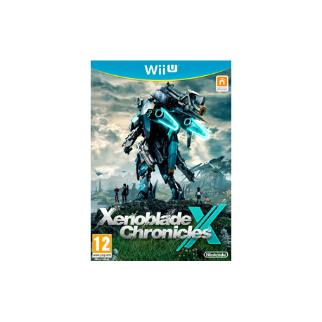 Xenoblade Chronicles X [ENG](Limited Edition) (używana) (WiiU)