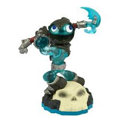 SKYLANDERS SWAP FORCE - GRIM CREEPER (używana)