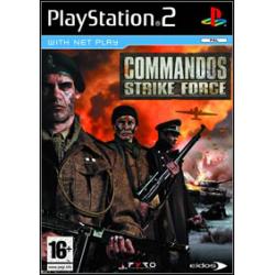 COMMANDOS STRIKE FORCE [ENG] (Używana) PS2