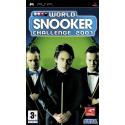 World Snooker Challenge 2007[ENG] (używana) (PSP)