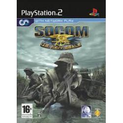 SOCOM U.S. NAVY SEALS[ENG] (używana) (PS2)