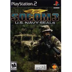SOCOM 3 U.S. NAVY SEALS[ENG] (używana) (PS2)
