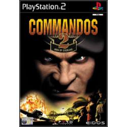 COMMANDOS 2 LUDZIE ODWAGI [ENG] (Używana) PS2