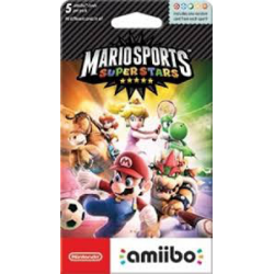 KARTY AMIIBOM MARIO SPORTS SUPERSTARS (nowa)(3DS)