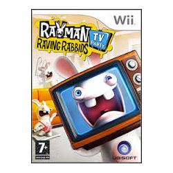 RAYMAN RAVING RABBIDS TV PARTY[ENG] (nowa)