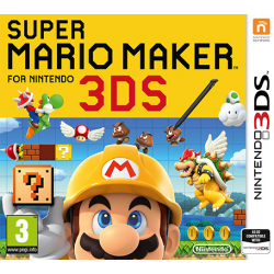 Super Mario Maker for Nintendo 3DS[ENG] (używana) (3DS)