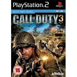 Call of Duty 3 [ENG] (Używana) PS2