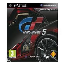 GRAN TURISMO 5[ENG] (używana) (PS3)