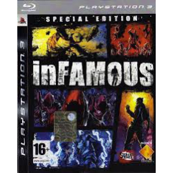 INFAMOUS SPECIAL EDITION[ENG] (używana) (PS3)
