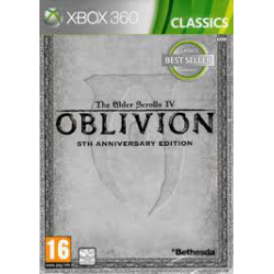 The Elder Scrolls IV OBLIVION 5TH Anniversary Edition[ENG] (używana) (X360)/xone