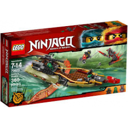 KLOCKI LEGO NINJAGO 70623 (nowa)