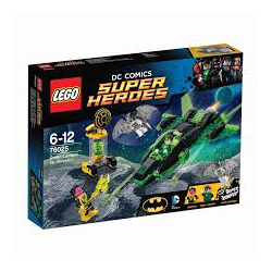 KLOCKI LEGO DC COMICS SUPER HEROES 76025 (nowa)
