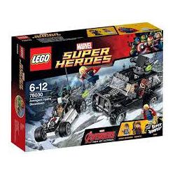 KLOCKI LEGO MARVEL SUPER HEROES 76030 (nowa)