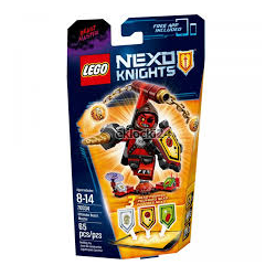 KLOCKI LEGO NEXO KNIGHTS 70334 (nowa)