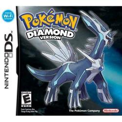 Pokemon Diamant Edition[ENG] (nowa) (NDS)