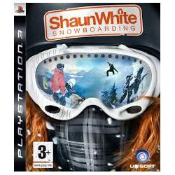 SHAUN WHITE SNOWBOARDING[POL] (używana) (PS3)