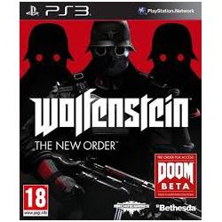 WOLFENSTEIN THE NEW ORDER[POL] (używana) (PS3)