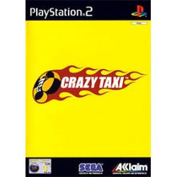 Crazy Taxi (PLATINUM) [ENG] (Używana) PS2