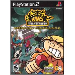 CODENAME KIDS NEXT DOOR-OPERATION V.I.D.E.O.G.A.M.E. [ENG] (Używana) PS2