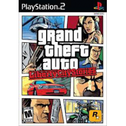 GRAND THEFT AUTO LIBERTY CITY STORIES[ENG] (nowa) (PS2)