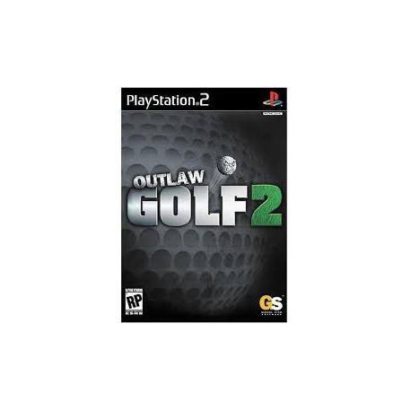 OUTLAW GOLF 2[ENG] (używana) (PS2)